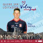 Pau Mena súmase ao proxecto Arenal Emevé.